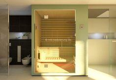 sauna NL1416N Aura | Sauna, bath, spa ideat | Pinterest | Products ...