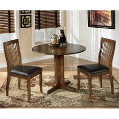 Favorite Places Spaces On Pinterest Small Kitchen Tables Pub Tables And 3 Piece Dining Set