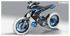 YAMAHA THESIS PROJECT // H20 XT REVIVAL on Behance