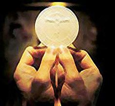 ABRIL, MES DE LA SAGRADA EUCARISTIA: Día 21- La Eucaristía prenda de vida eterna
