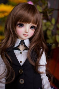 クリィミーマミ is this creepy or cute? Beautiful Barbie Dolls, Pretty Dolls, Anime Dolls, Blythe Dolls, Creepy, Enchanted Doll, Cute Baby Dolls, Kawaii Doll, Gothic Dolls