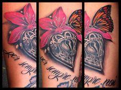 Tattoo Erdmännchen