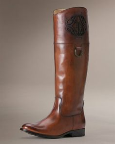 A girl can dream can't she? These are my dream riding boots and amazing quality.