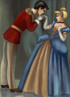 Steampunk Cinderella Acrylic By Khalliondeviantart On DeviantArt