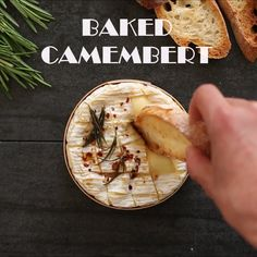 Dec 2019 - Cheesy, gooey, slightly spicy and ready in less than 20 minutes – Baked Camembert is the best ever appetizer to share! Charcuterie Recipes, Charcuterie And Cheese Board, Cheese Boards, Best Appetizer Recipes, Best Appetizers, Appetizers That Go With Wine, French Appetizers, Gourmet Appetizers, Vegetarian Appetizers