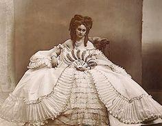 Imagenes Victorianas: CONDESA DE CASTIGLIONE.