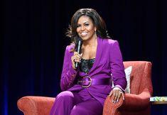 Aké boli prvé dámy posledných amerických prezidentov? Jedna z nich svojho manžela nenávidela ako politika - Akčné ženy Michelle Et Barack Obama, Michelle Obama Fashion, Netflix, High Level, Popsugar, Donald Trump, Best White Sneakers, Purple Suits, Glamour