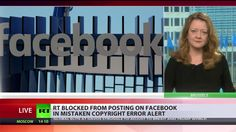 'Copyright used as pretext for censorship ' – fmr MI5 agent on new Faceb...