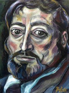 Bobe, Saatchi Art, Original Paintings, Portrait, Artist, Paintings, Headshot Photography, Artists, Portrait Paintings