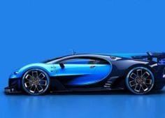 Hypercar Bugatti Chiron