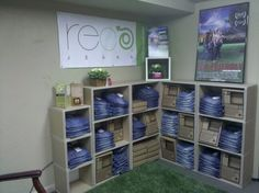 Stack Way Basics Storage Cubes To Organize Your Jeans Also Great For Trade Show Displays