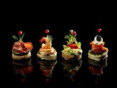 Chef Aqueel Abbas Asian Canapés