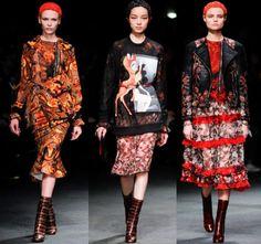 Fashion Me Fabulous: Paris Fashion Week FW13: Balenciaga, Givenchy, Louis Vuitton