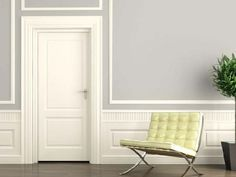 Sherwin Williams Repose Gray is the best gray for small rooms