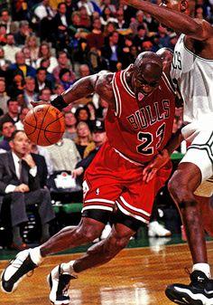 Michael Jordan has always been one of my fav. -E