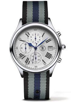 Nürnberg CHR ES - Logowatch - Werbeuhren mit Logo #watch #branding #germany #custom #promotion #gift #giveaway #b2b #wristwatch #natostrap #chronograph