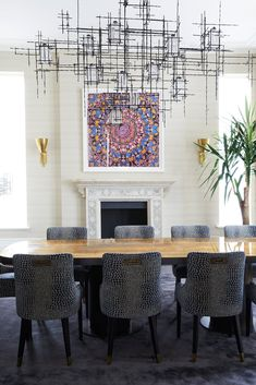 """See more of Peter Mikic Interiors's """"Townhouse, West London, UK"""" on 1stDibs"""
