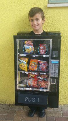 vending machine 2016 gruppenkostüm pinterest halloween