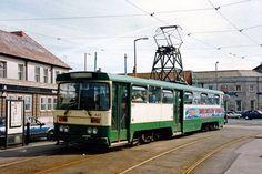 Blackpool England, Light Rail, Transportation, Modern, Ireland, Trendy Tree