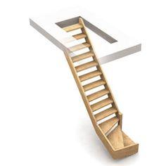escalier 1 4 tournant droit normandie sapin castorama escaliers pinterest normandie. Black Bedroom Furniture Sets. Home Design Ideas