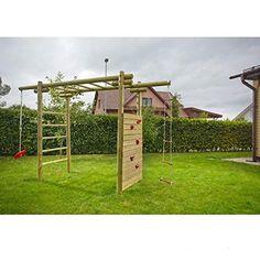 Luxury Kletterger st Classic aus Holz f r Kinder im Garten x x von