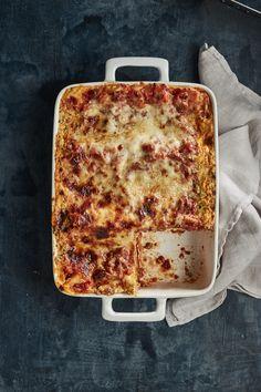 Clean Recipes, Fall Recipes, Beef Recipes, Lasagna Recipes, Ultimate Lasagna Recipe, Lotsa Pasta, Good Food, Yummy Food, Italian Recipes