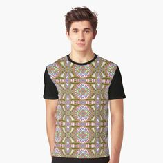 """Intricate pattern"" T-shirt by Lenka24   Redbubble"