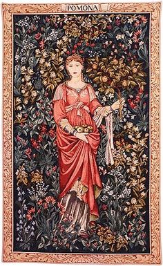 Pomona Wall Art French Tapestry