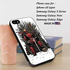 iPhone SE Case | Superhero Deadpool Marvel Collage Art | Samsung S7 Case #Superhero Samsungiphonecase.com yn