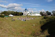 Suzdal  Russia Air 2015