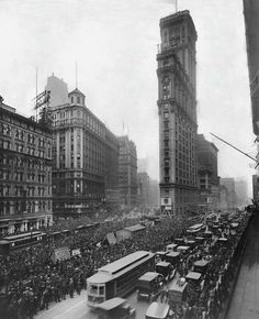 Times Square - 1917