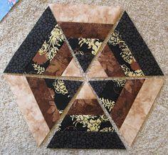Connie Kresin Campbell blogspot: Octagon Centerpiece