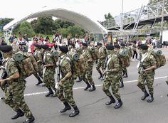 Desfile militar Colombia 20 de julio de 2017 - Página 3 - América Militar