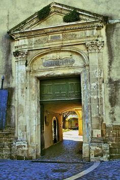Van Gogh's sanatorium,  Arles,  Bouches-du-Rhône