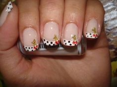 Wow, it is actually incredible so much. Funky Nail Art, Funky Nails, Love Nails, Mani Pedi, Pedicure, Cherry Nails, Hair And Nails, Beauty Hacks, Beauty Tips