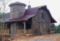 This cabin's in the Blue Ridge Mountains in Brevard County in Western NC ... LOOOOVE it!!! LOOOOVE it!!! LOOOOVE it!!!