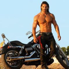 I want to ride him!