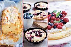 5 receptů na vynikající ovocné moučníky + božský dezert jako bonus