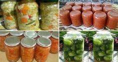 Záhradkárska sezóna je v plnom prúde a často je nereálne zjesť všetky vypestované plody. V takomto prípade je dobré mať po ruke tie najlepšie recepty na zaváraniny a čalamády, vďaka ktorým... Marmalade, Fresh Rolls, Preserves, Pickles, Cucumber, Homemade, Ethnic Recipes, Food, Preserve