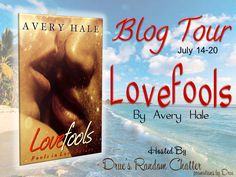 Author Sandra Love: Lovefools by: Avery Hale Blog Tour with Review