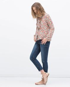 Cigarette Maternity Jeans | Zara Maternity Is Back In Canada | The Baby Post