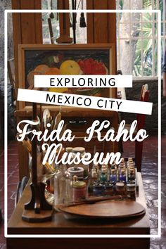 Frida Kahlo Museum in Mexico City
