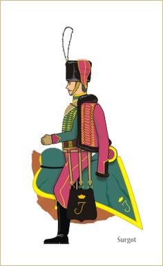 Naples guard hussar