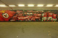 Estádio da Luz, Lisboa #Benfica #Lissabon
