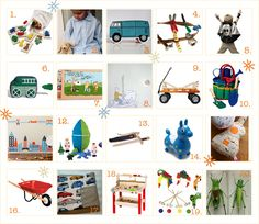 Gift ideas for Boys only  BKids' Gift Guide 2008