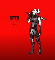 SETH from Apocalipsya