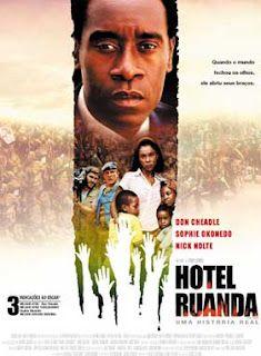 Sobre o genocídio em Ruanda.