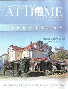 Cover of Edmond At Home, Edmond Life & Leisure, Edmond, Oklahoma