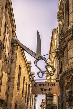 Coutellerie Favie by Georgia Fowler #perigueux #france #europe #frenchstreets