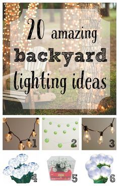 The perfect backyard lighting sets a calming yet playful mood. Here are 20 amazing backyard lighting ideas to inspire you to elevate your outdoor space. Air Conditioner Screen, Outdoor Deck Lighting, Diy Cooler, Cool Tables, Ninja Warrior, Backyard Landscaping, Backyard Ideas, Outdoor Ideas, Backyard Gym